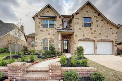Cypress Single Family Home For Sale: 19247 Bullard Creek Drive
