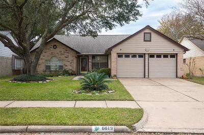 Katy Single Family Home For Sale: 6819 Yardley Dr Drive