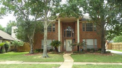 Houston Single Family Home For Sale: 11407 High Bridge Court