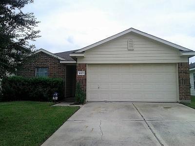 Richmond Single Family Home For Sale: 18422 Austin Oak Lane