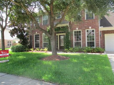 Pearland Single Family Home For Sale: 12004 Opal Creek Drive