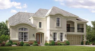 Fulshear TX Single Family Home For Sale: $606,552