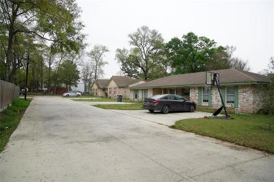 Porter Multi Family Home For Sale: 22195 E Martin Drive