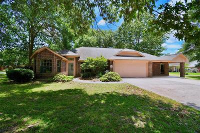 Crosby Single Family Home For Sale: 3103 Indian Mound Trail