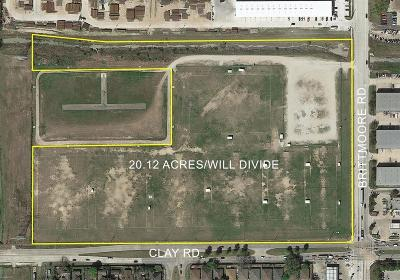 Houston Residential Lots & Land For Sale: Brittmoore Road
