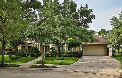 Houston Single Family Home For Sale: 17303 Laguna Trail Drive