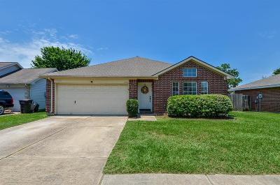 Hockley Single Family Home For Sale: 24110 Broken Bow Lane