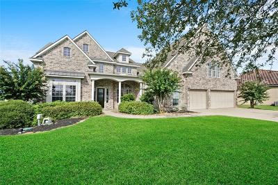 Montgomery Single Family Home For Sale: 18895 Serene Water Drive