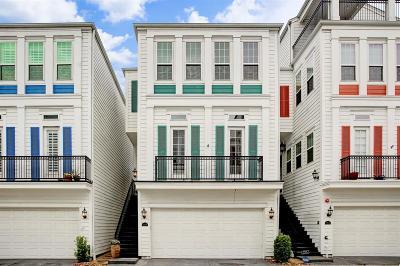 Houston Single Family Home For Sale: 2609 Madeline Grove Drive