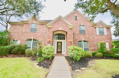 Katy Single Family Home For Sale: 1319 Wellshire Drive