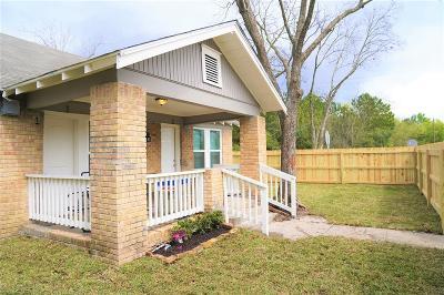 Houston Multi Family Home For Sale: 5715 S Eskridge Street #6
