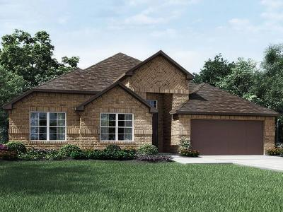 Manvel Single Family Home For Sale: 2702 Cutter Court
