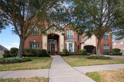 Friendswood Single Family Home For Sale: 335 Northcliff Ridge Lane