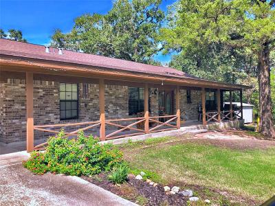 Madison County, Brazos County Single Family Home For Sale: 9634 Highway 21 W
