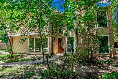 The Woodlands Single Family Home For Sale: 9 N Hornbeam Place