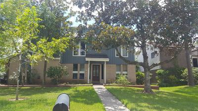 Friendswood Single Family Home For Sale: 701 Tanglewood