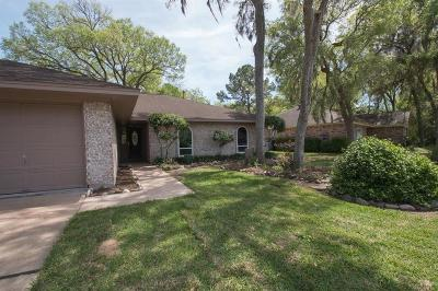 Friendswood Single Family Home For Sale: 5215 Whittier Oaks Drive
