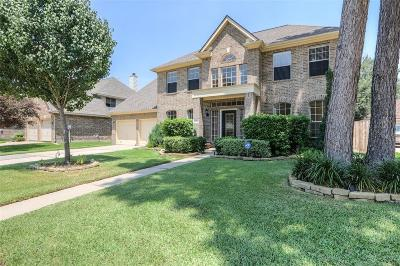 Tomball Single Family Home For Sale: 17306 Pikes Peek Court