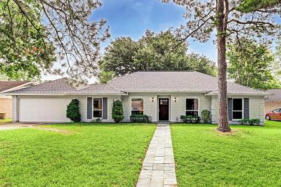 Houston Single Family Home For Sale: 2530 Rosefield Drive
