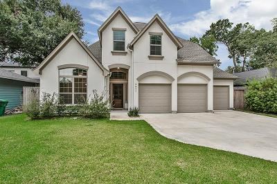 Houston Single Family Home For Sale: 7511 Schiller Street