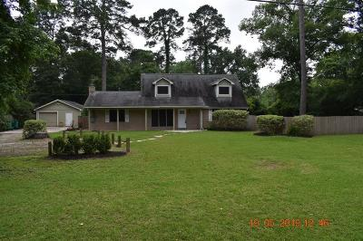 Conroe Single Family Home For Sale: 209 Hillcrest Drive