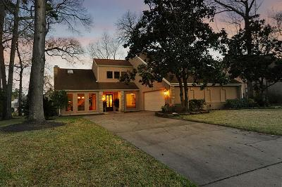 Humble Single Family Home For Sale: 8210 Magnolia Glen Drive