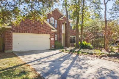 The Woodlands Single Family Home For Sale: 54 N Linton Ridge Circle