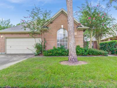 Houston TX Single Family Home For Sale: $290,000