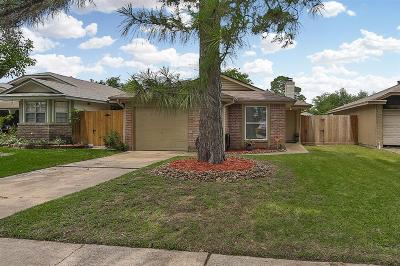 Tomball Single Family Home For Sale: 11902 Westlock Drive