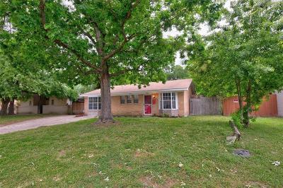 Single Family Home For Sale: 5846 Bitternut Drive