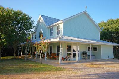 Weimar Farm & Ranch For Sale: 1128 Deer Trail Road