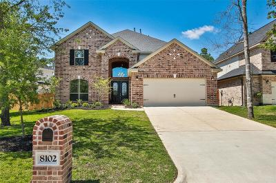Spring TX Single Family Home For Sale: $329,900