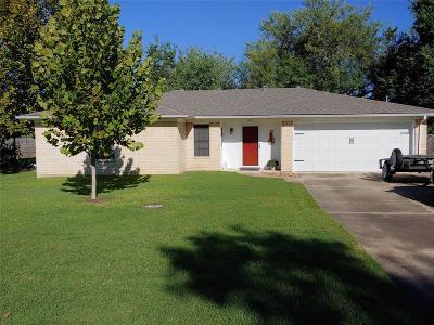 Navasota Single Family Home Pending: 1211 Schumacher Street