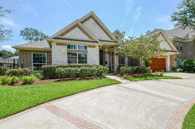 Houston Single Family Home For Sale: 2103 Foreland Drive