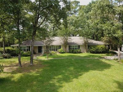 Magnolia Single Family Home For Sale: 14302 Decker Drive