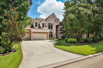 The Woodlands TX Single Family Home For Sale: $790,000