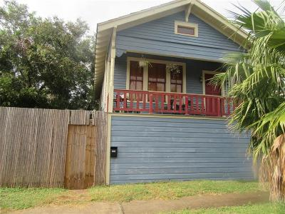 Galveston Rental For Rent: 1715 30th #1