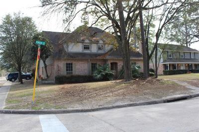 Houston Single Family Home For Sale: 1103 Timor Lane