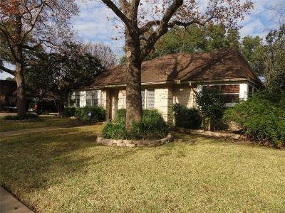 Single Family Home For Sale: 15302 Quiet Creek Drive