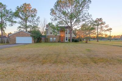 Friendswood Single Family Home For Sale: 901 W Edgewood Drive
