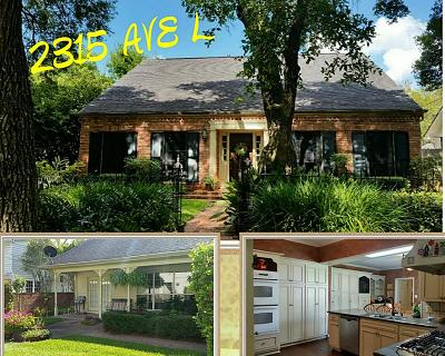 Bay City Single Family Home For Sale: 2315 Ave L