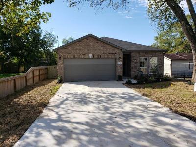 Houston Single Family Home For Sale: 4616 Davenport Street