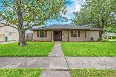 Houston Single Family Home For Sale: 10802 Kirkwell Drive