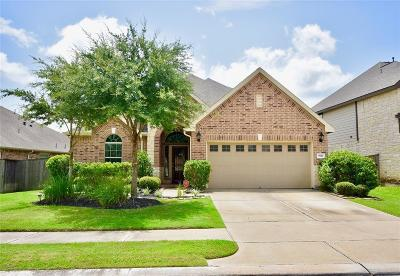 Katy Single Family Home For Sale: 9527 E Nightingale Hill Lane