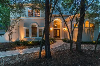 The Woodlands Single Family Home For Sale: 22 Snow Pond Place