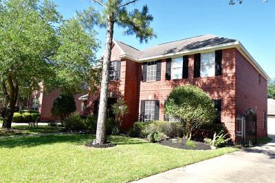 Houston Single Family Home For Sale: 8122 Copper Shore Circle