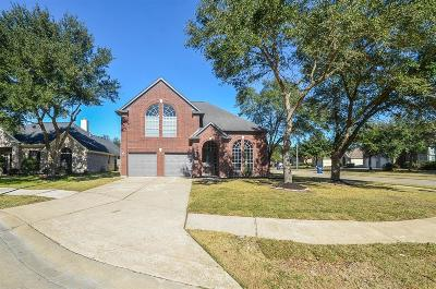 Richmond Single Family Home For Sale: 7002 Clustering Oak Court