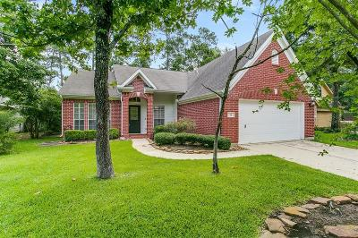 Spring Single Family Home For Sale: 14 Tranquil Glade Place