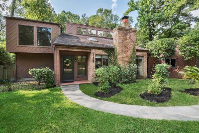 The Woodlands Single Family Home For Sale: 1903 Nursery Road