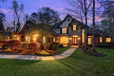 Single Family Home For Sale: 14619 Overbrook Lane